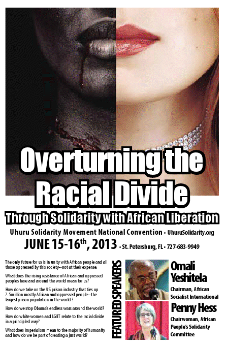 OVERTURNING RACIAL DIVIDE