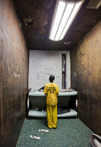 Over half the 2.5 million people in US prisons are African