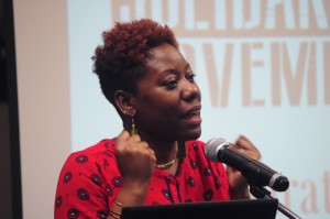 Yejide Orunmila speaks about women's liberation