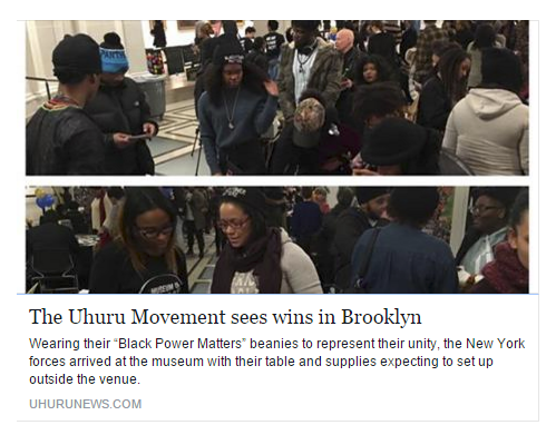 uhuru wins brooklyn 3