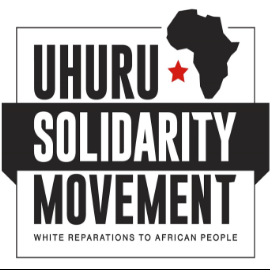 Uhuru Solidarity Movement Logo favicon